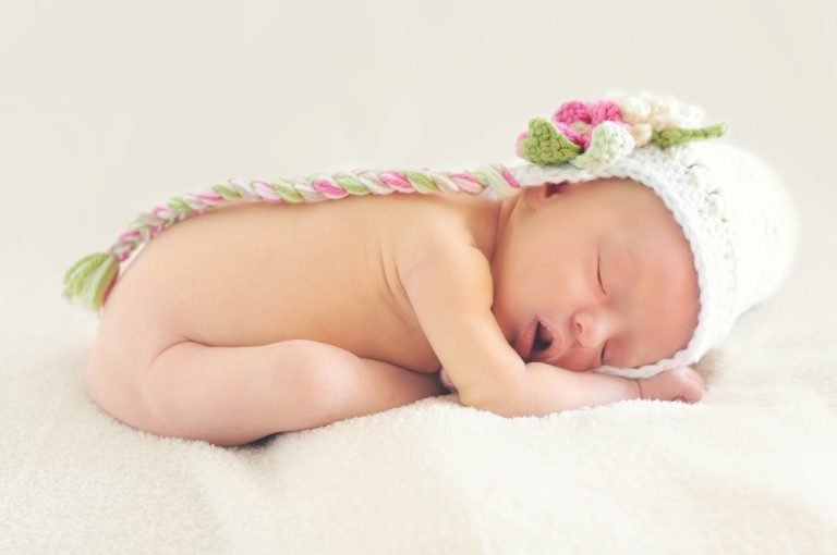 baby, baby girl, sleeping baby